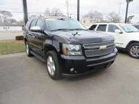 This 2008 Chevrolet Tahoe is a full-size SUV that's