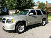 The 2008 Chevrolet Tahoe and Suburban are lines of