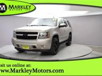 Our 2008 Chevrolet Tahoe Four Wheel Drive shown in Tan