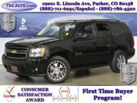 **** JUST IN FOLKS! THIS 2008 CHEVY TAHOE LT HAS JUST