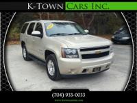 Options:  2008 Chevrolet Tahoe Lt Sport Utility