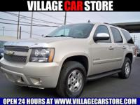 4WD!!! This beautiful Tahoe LT looks and drives like a
