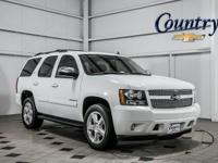 Tahoe... LT... 4WD... 5.3 V8... 4-Speed Automatic...