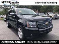 New Price! CARFAX One-Owner. 2008 Chevrolet Tahoe LTZ