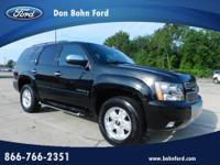 Don Bohn Ford presents this 2008 CHEVROLET TAHOE SUV