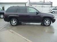 Options Included: N/A2008 Chevrolet Trailblazer LT 4x46