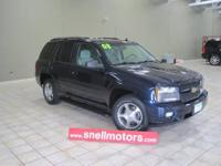 You can never go wrong with a 2008 Chevy Trailblazer,