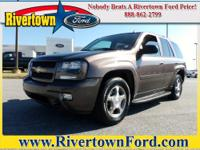 This 2008 Chevrolet TrailBlazer 2WD 4dr LT w/1LT is