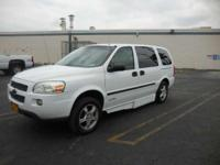 2008 Chevrolet Uplander Handicap Van