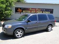 Options Included: N/AThis 2008 Chevrolet Uplander is