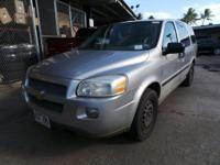 Look at this 2008 Chevrolet Uplander LS. Its Automatic