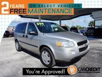 Options:  2008 Chevrolet Uplander Ls|Ls 4Dr Mini-Van|2