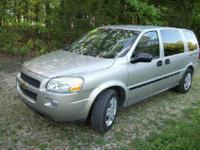 2008 Chevrolet Uplander LS. This van comes from the