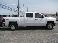 This Silverado 2500HD is a Z71 four door with automatic