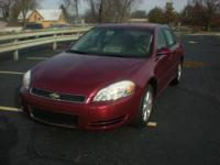 I have a VERY clean 2008 Impala with ONLY 92k miles!!
