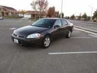 2008 Chevy impala LS Flexfuel, excellent condition, V6