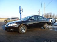 GREAT LOOKING 08 IMPALA LT!!! BLACK ON BLACK BEAUTY!!!