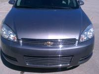 Up for sale is a grey 2008 Chevy Impala 3.5 LT. ***This