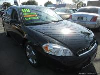 Make: Chevrolet Year / Model: 2008 Impala SS Exterior: