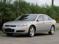 2008 CHEVY IMPALA SS, AUTO, ICE COLD A/C, FULLY LOADED,