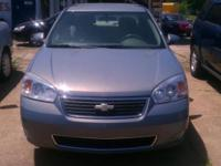 Up for sale is a Blue 2008 Chevy Malibu LS V6. *** This