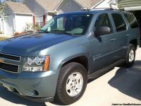 Decreased! 2008 Light-Blue Tahoe LS with 70,300