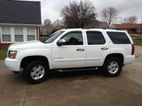 FOR SALE 2008 Chevy Tahoe FULLY LOADED 93k miles Z71