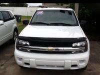 2008 CHEVROLET TRAILBLAZER 1LT 5DR 4.2/A4 4X2 ONE