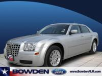 2008 CHRYSLER 300 4dr Car BASE. Our Location is: Bowden