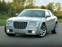 ** 2008 Chrysler 300C in Black AURORA