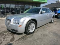 This 2008 Chrysler 300 is the epitome of style and is