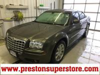 Options:  2008 Chrysler 300 Base|*Loaded!* *2008