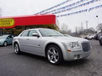 Options:  2008 Chrysler 300 Touring|Touring 4Dr