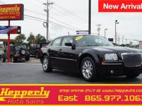 This 2008 Chrysler 300 Signature Series in Brilliant