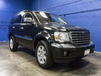 Clean Carfax Budget SUV with 3rd Row Seats!  Options: