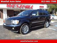 2008 Limited Chrysler Aspen!!! This car is just like