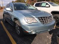 Clean CARFAX. Clearwater Blue Pearlcoat 2008 Chrysler