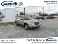 Introducing the 2008 Chrysler Pacifica Touring!