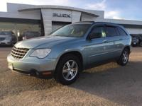 Locally traded Pacifica!  7 Passenger seating, leather,