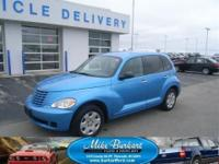 *2008 CHRYSLER PT CRUISER FOR $5995, WITH ONLY 83,374