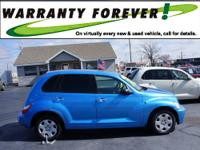 2008 Chrysler PT Cruiser 4 Dr Wagon Our Location is:
