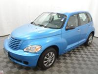 Exterior Color: Blue Transmission: Automatic 4-Speed