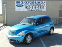 LOW MILES, This 2008 Chrysler PT Cruiser Touring will