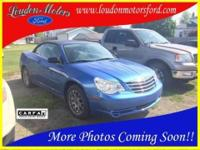 ***CONVERTIBLE***LX EDITION***2.4L DOHC ENGINE***6 DISC