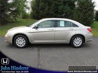 Descripción 2008 CHRYSLER Sebring Front Wheel Drive,