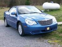 Description Make: Chrysler Model: Sebring Mileage: