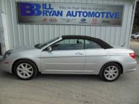 Limited, Soft Top Convertible, Auto, Cd player, Power