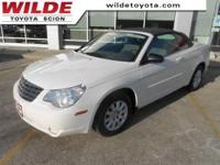 2008 Chrysler Sebring Convertible LX Our Location is: