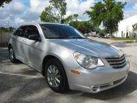 2008 CHRYSLER SEBRING CLEAN TITLE CLEAN CARFAX POWER