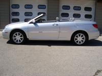 Options Included: CARFAX GUARANTEED!! 2008 CHRYSLER